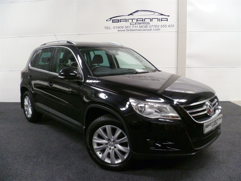 used VW Tiguan SE TDI 4 MOTION in sheffield-for-sale