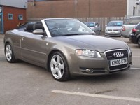 Used Audi A4 T S LINE BLACK LEATHER