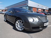 Used Bentley Continental GT SADDLE TRIM *1 OWNER + 10 BENTLEY SERVICE STAMPS* 21 IMAGES AVAILABLE