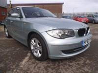 Used BMW 120d SE STOP START