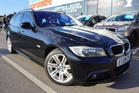 Used BMW 320i M SPORT TOURING BLACK LEATHER