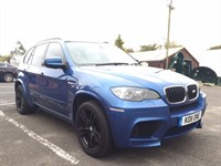 Used BMW X5 M X DRIVE IN STUNNING MONTE CARLO BLUE + FULL SERVICE HISTORY