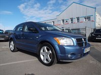Used Dodge Caliber SXT SPORT FULL SERVICE HISTORY