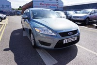 Used Ford Mondeo EDGE