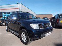Used Nissan Navara DCI OUTLAW 8685+VAT