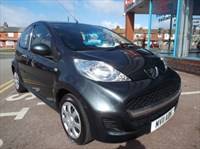 Used Peugeot 107 URBAN 1 OWNER