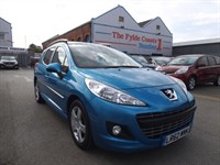 Used Peugeot 207 SW ALLURE 1 OWNER + FULL SERVICE HISTORY