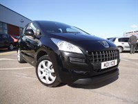 Used Peugeot 3008 ACTIVE HDI 1 OWNER + ONLY 22265 MILES