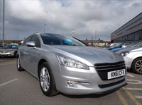 Used Peugeot 508 ACTIVE SW E-HDI FAP START STOP + PANORAMIC ROOF *£20 TAX*
