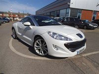 Used Peugeot RCZ THP GT BLACK LEATHER + 1 OWNER