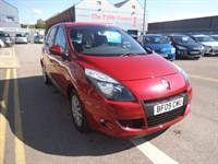 Used Renault Scenic EXPRESSION TCE