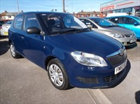 Used Skoda Fabia S ONLY 26865 MILES + FULL HISTORY