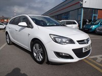 Used Vauxhall Astra SRI CDTI 1 OWNER *£30 TAX*