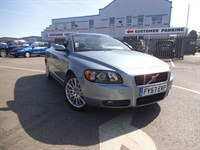 Used Volvo C70 T5 SE BLACK LEATHER