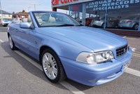 Used Volvo C70 T GT GREY LEATHER + ONLY 44224 MILES
