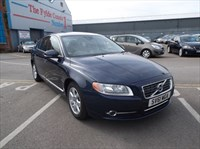 Used Volvo S80 DRIVe SE S/S BLACK LEATHER + FULL HISTORY