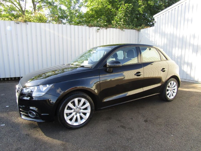audi a1 1 6 tdi sport 5dr diesel black for sale sleaford lincolnshire john peat motors. Black Bedroom Furniture Sets. Home Design Ideas