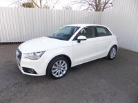 Audi A1 16TDI SPORT 5DR DIESEL 1 private owner Full Audi History