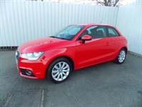 Audi A1 14 TFSI SPORT 3DR AUTOMATIC 1 private owner Full Audi History