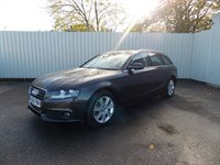 Audi A4 Avant 20TDI TECKNIK 170BHP ESTATE DIESEL 1 private owner Full Audi History