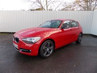 BMW 116d 20D SPORT 5DR DIESEL 1 private owner Full BMW History