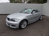BMW 118d 20D MSPORT CONVERTIBLE DIESEL 1 private owner Full BMW History