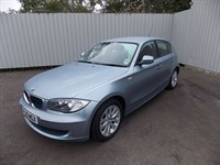 BMW 118d 20D SE 5DR DIESEL 1 private owner Full BMW History