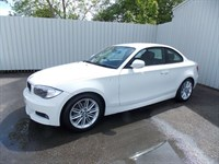 BMW 120d 20D MSPORT COUPE DIESEL CP12 BTF 1 private owner Full BMW History