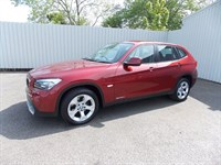 BMW X1 20D SE 5DR DIESEL AUTO YH12UAZ 1 private owner Full BMW History