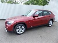 BMW X1 20D SDRIVE SE 5DR DIESEL OW12 MZU One owner full service history
