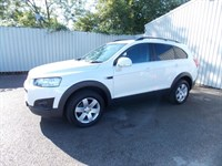 Chevrolet Captiva 22 LT VCDI 7 Seater FJ63 ULX One private owner Balance of 3 year warranty