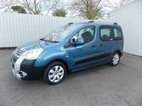 Citroen Berlingo Multispace 16HDI XTR 5DR DIESEL 2 private owners Full Service History