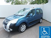 Citroen Berlingo Multispace 16 XTR HDI 5DR WJ10 XPM Wheelchair Adapted Vehicle
