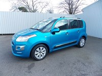 Citroen C3 Picasso 16HDI EXCLUSIVE 5DR DIESEL 1 private owner Full Citroen History