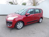 Citroen C3 Picasso 16 VTR Plus HDI 5dr ONE PRIVATE OWNER FULL SERVICE HISTORY