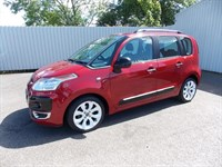 Citroen C3 Picasso 16HDI Code 5dr Diesel One private owner full service history