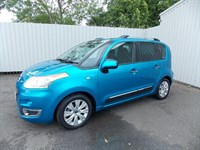 Citroen C3 Picasso 16HDI Exclusive Diesel