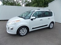 Citroen C3 Picasso 16 Exclusive 5dr Automatic One private owner Full Servcie History