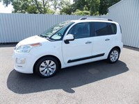 Citroen C3 Picasso 16 Exclusive 5dr Auto One private owner Balance of 3 year warranty