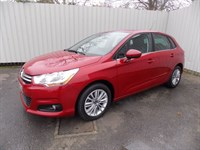 Citroen C4 16 VTR Plus 5dr Automatic
