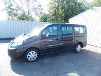 Citroen Dispatch Combi 20HDI L2 SX 9 Seats 1 Private owner Balance of 3 year warranty