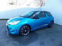 Citroen DS3 16 E-HDI Airdream DSport
