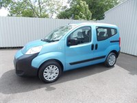 Citroen Nemo 13HDI Diesel Auto 5dr WF61 ZBV One private owner full service history