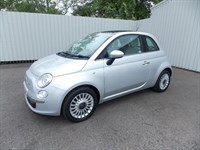 Fiat 500 14 Lounge Y11ALH two owners Full Servcie History