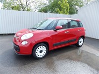 Fiat 500L 14 Easy 5dr VO63NFD 1 private owner full service history
