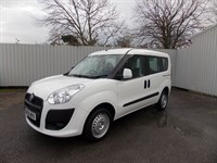 Fiat Doblo 14 ACTIVE 5DR 1 private owner Full Fiat History
