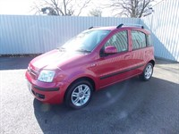 Fiat Panda 12 DYNAMIQUE 5DR 1 private owner Full Fiat History