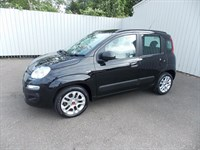 Fiat Panda 12 Lounge 5dr 1 Private owner Balance of 3 year warranty