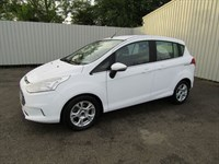Ford B-Max 16 Zetec 5dr Auto BX63 FBJ One private owner Balance of 3 year warranty