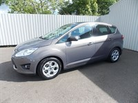 Ford C-Max 16 ZETEC TDCI 5DR GJ64 LHE One private owner full Ford service history